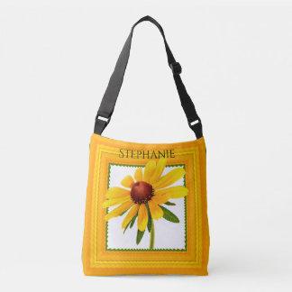 Bolsa Ajustável Personalize:  Amarele a fotografia de Susan de
