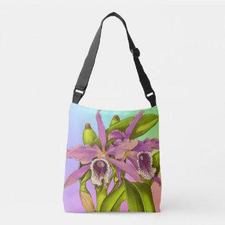 Bolsa Ajustável Pop da orquídea