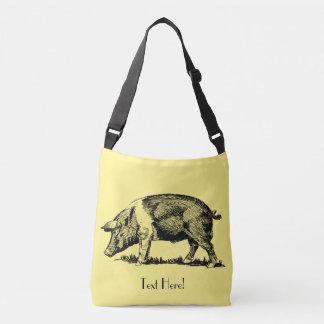 Bolsa Ajustável Porco