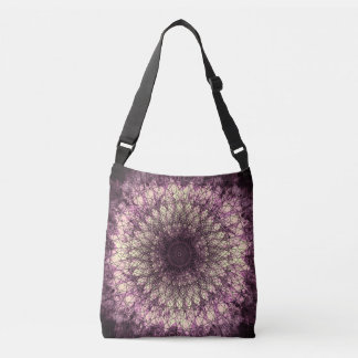 Bolsa Ajustável Purple Mandala