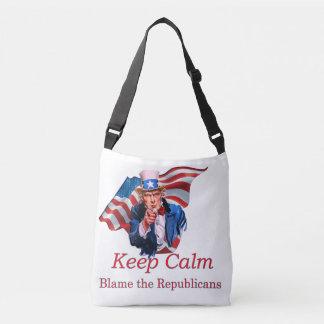Bolsa Ajustável Responsabilize os republicanos