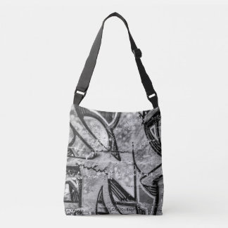Bolsa Ajustável Saco #5 de Art2Go: Toda sobre - corpo transversal