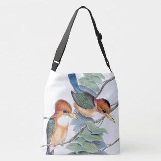 Bolsa Ajustável Saco azul do animal dos animais selvagens dos