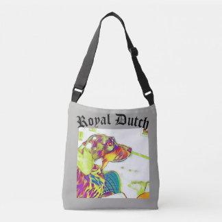 Bolsa Ajustável Saco cinzento holandês real