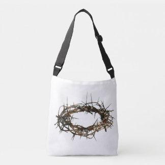 """Bolsa Ajustável Saco cristão """"coroa do presente dos espinhos """""""