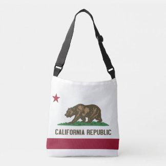 Bolsa Ajustável Saco da bandeira, Califórnia