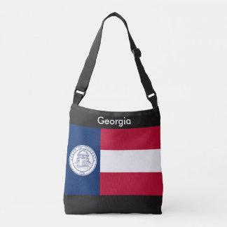 Bolsa Ajustável Saco da bandeira, Geórgia