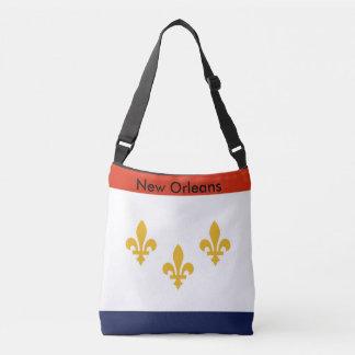 Bolsa Ajustável Saco da bandeira, Nova Orleães
