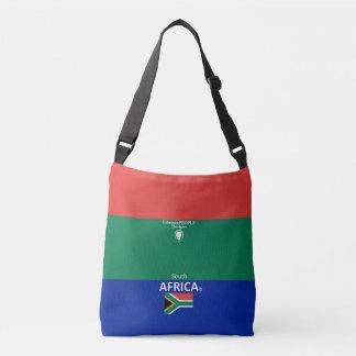 Bolsa Ajustável Saco da forma de África do Sul para ele