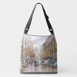 Bolsa Ajustável Saco de ShoulderTote do vendedor da flor da rua de