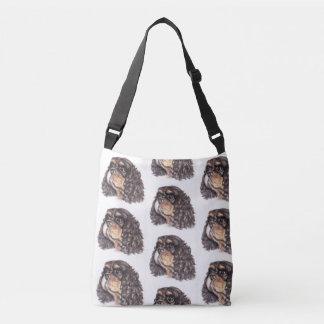 Bolsa Ajustável saco do Cruz-corpo com máximo os Cavalier