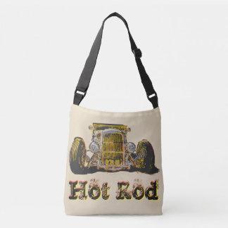 Bolsa Ajustável Saco do design gráfico do hot rod