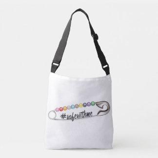 Bolsa Ajustável Saco do estilingue do #SafeWithMe