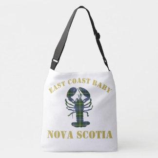 Bolsa Ajustável Saco do tartan da lagosta de Nova Escócia do bebê