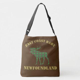 Bolsa Ajustável Saco do tartan de Terra Nova dos alces do bebê da