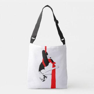 Bolsa Ajustável Saco para o transporte de cadáveres aéreo da cruz