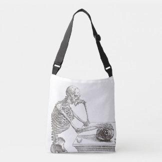 Bolsa Ajustável Saco para o transporte de cadáveres transversal de
