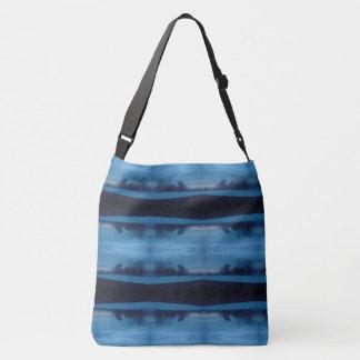 Bolsa Ajustável sacola azul místico
