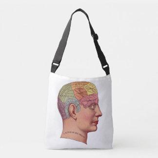 Bolsa Ajustável Sacola da ilustração do cérebro da enfermeira