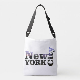 Bolsa Ajustável Sacola da Nova Iorque