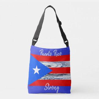 Bolsa Ajustável Sacola do furacão da bandeira de Puerto Rico