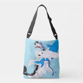 Bolsa Ajustável Sacola/tubarões