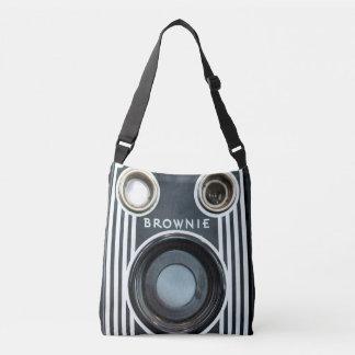 Bolsa Ajustável Sacolas da câmera da brownie de Kodak do vintage
