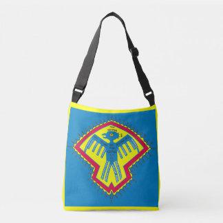 Bolsa Ajustável Símbolo do pássaro do nativo americano