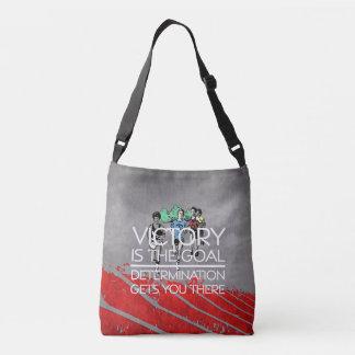 Bolsa Ajustável Slogan SUPERIOR da vitória da trilha