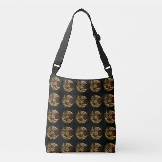 Bolsa Ajustável sobre a mala a tiracolo