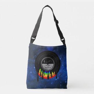 Bolsa Ajustável Sobre a sacola do arco-íris