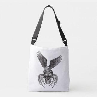 Bolsa Ajustável Spiderskull com Eagle
