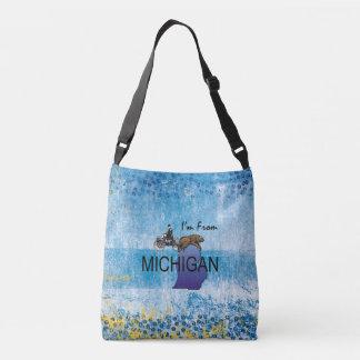 Bolsa Ajustável T eu sou de Michigan