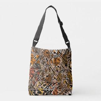Bolsa Ajustável Tema do safari por todo o lado no saco do