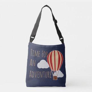 Bolsa Ajustável Tempo do balão de ar quente para a aventura