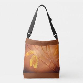 Bolsa Ajustável Três folhas de outono