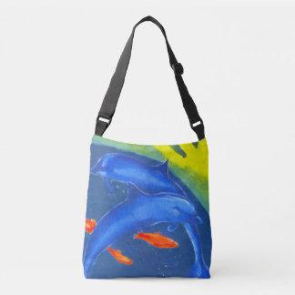 Bolsa Ajustável Uma sacola colorida fina
