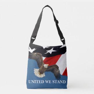 Bolsa Ajustável Unido nós Stand/USA