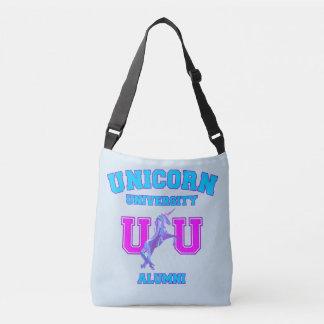 Bolsa Ajustável Universidade do unicórnio