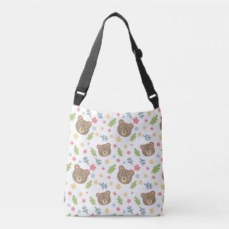 Bolsa Ajustável Urso bonito do primavera