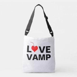 Bolsa Ajustável Vamp do amor customizável