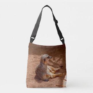 Bolsa Ajustável Verão preguiçoso de Meerkat, saco de corpo