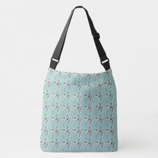Bolsa Ajustável White_Floral-Powder-Blue-Giftware--As Bolsa-Bolsas