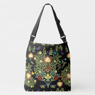 Bolsa Ajustável William Morris floral