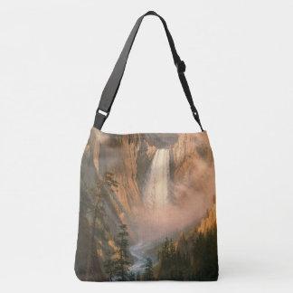 Bolsa Ajustável Yellowstone cai sacola da cachoeira do parque