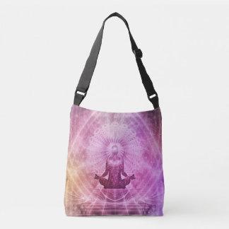 Bolsa Ajustável Zen espiritual da meditação da ioga colorido