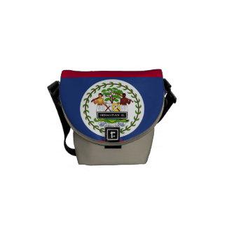 Bolsa Carteiro Bandeira de Belize