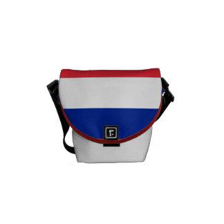 Bolsa Carteiro Bandeira nacional de France