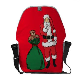 Bolsa Carteiro Natal Papai Noel