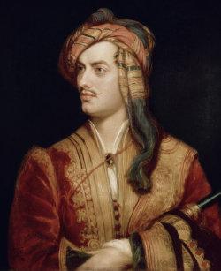 Bolsa Carteiro Retrato de 1788-1824) 6os Baron de George Gordon ( 294600456b6